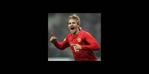 Pavlyuchenko rejoint Tottenham - La DH