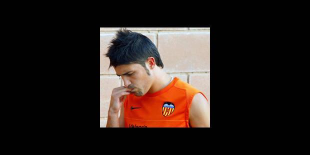 Villa reste à Valence, nouveau camouflet pour le Real Madrid - La DH