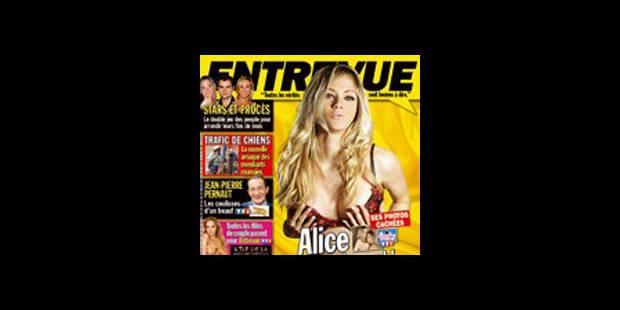 Les photos coquines d'Alice - La DH