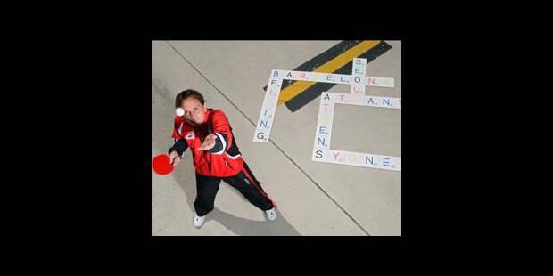 Jean-Mi commence ses 6ème Jeux - La DH
