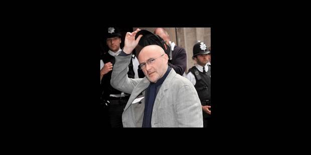 Coût du divorce de Phil Collins? 32 millions d'euros !