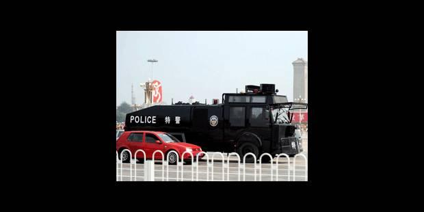 Attentat au Xinjiang : la Chine en alerte à trois jours des JO