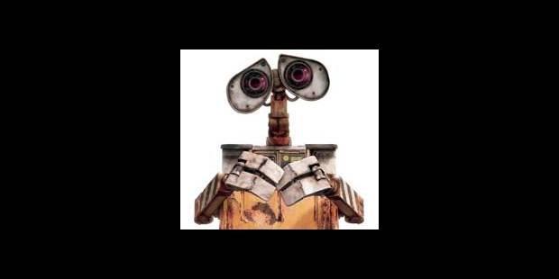 Wall-E, le plus craquant de tous les robots - La DH