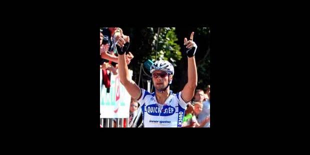 Boonen gagne la 1ère étape du Tour de Wallonie