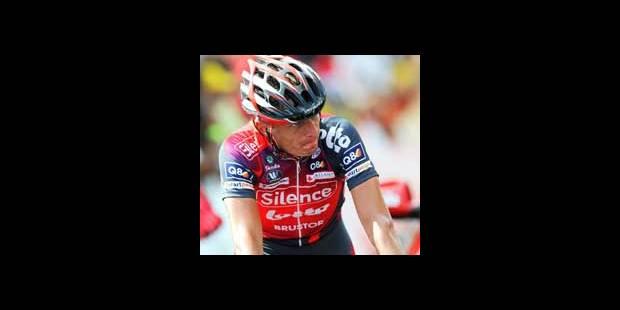 Record pour Wim Vansevenant