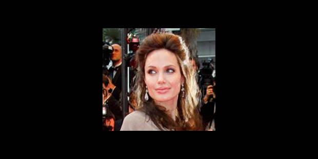Angelina Jolie a quitté l'hôpital avec ses jumeaux