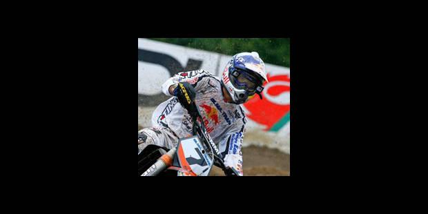 MOTO-CROSS MX1: victoire de Barragan - La DH