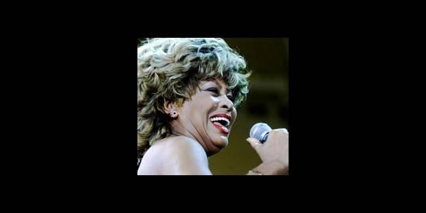 Infatigable Tina Turner - La DH
