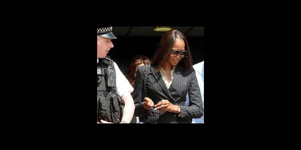 Naomi Campbell condamnée à des travaux d'intérêt général - La DH