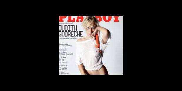 Judith Godrèche nue dans playboy - La DH