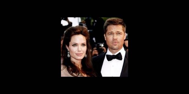 Angelina et Brad offrent un million aux petits Irakiens - La DH