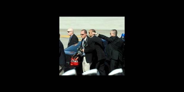 Israël: Panique à l'aéroport lors du départ de Sarkozy - La DH