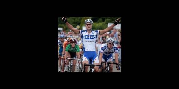 Tom Boonen renoue avec la victoire - La DH