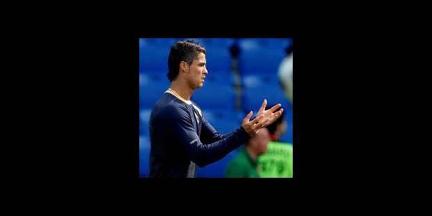 Ronaldo, la star au grand coeur - La DH