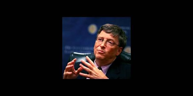 Bill Gates quitte Microsoft - La DH