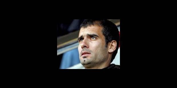 Guardiola ne veut plus de Deco, Ronaldinho et Eto'o