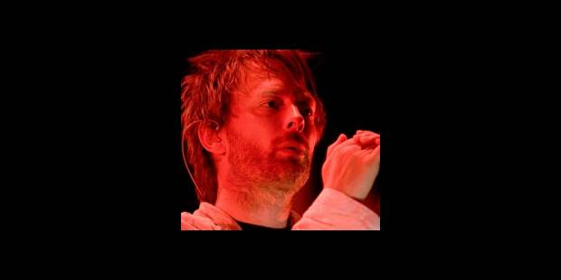 Radiohead suscite l'émotion à Bercy