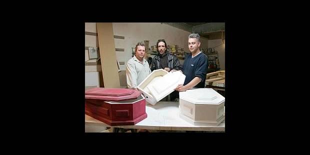 Des cercueils pour animaux ! - La DH