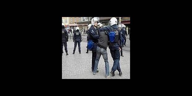 Anderlecht: un jeune homme arrêté pour incitation à l'émeute - La DH