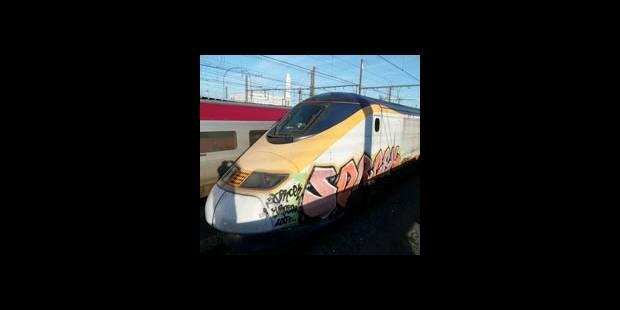 L'Eurostar pourri - La DH