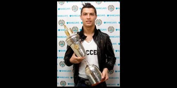 Cristiano Ronaldo joueur de l'année en Angleterre - La DH