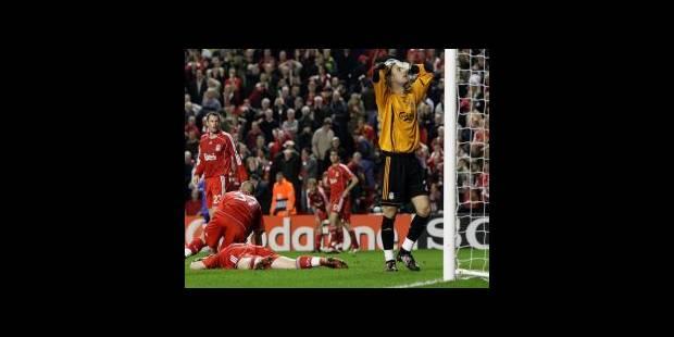 Liverpool joue avec le feu - La DH