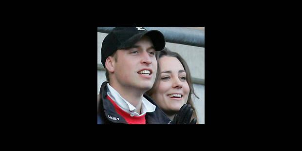 Le Prince William atterrit en hélicoptère chez son amie - La DH