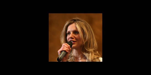 Sandrine Corman chanteuse !