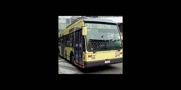 Les bus de la Stib et 9 trams en grève ! - La DH