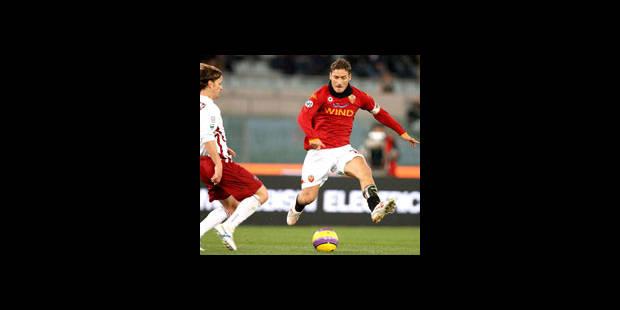 Dixième record pour Francesco Totti - La DH