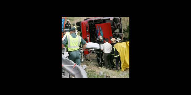 Il y avait eu huit morts - La DH