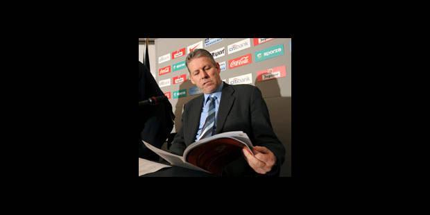 Coupe du Monde 2010: la Belgique débutera contre l'Estonie - La DH