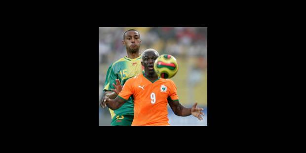 La Côte-d'Ivoire sur sa lancée, le Nigeria peut exulter