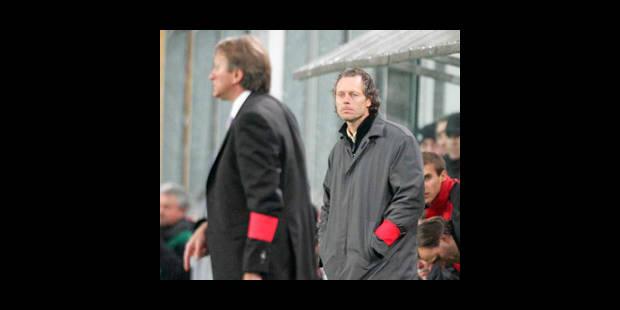 Anderlecht songe à Preud'homme