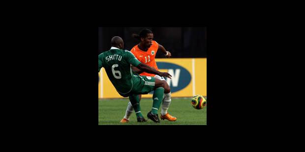 La Côte-d'Ivoire remporte le premier choc de la CAN 2008 - La DH