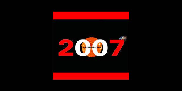 Dernier regard sur 2007 - La DH