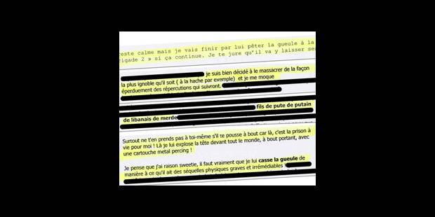 Policier schaerbeekois inculpé - La DH
