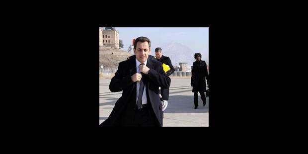 Le pharaon Sarkozy et sa Cléopâtre en Egypte - La DH