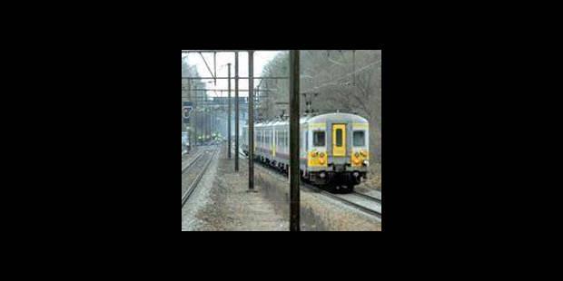 Le rail louviérois à l'arrêt - La DH