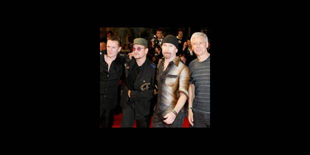Bono U2 datant