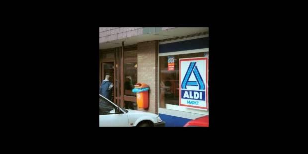 Le gérant du Aldi ligoté dans son magasin - La DH
