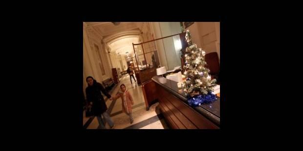Privé de décoration de Noël