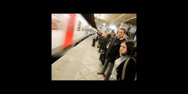La SNCB en grève pour le Réveillon - La DH