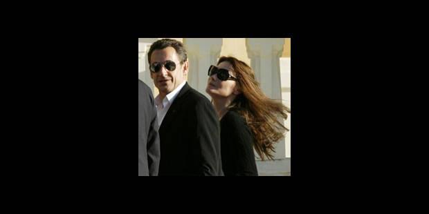 Sarkozy au pays des pharaons - La DH