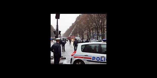 Attentat meurtrier au coeur de Paris
