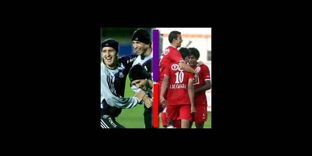 Anderlecht-Standard ou Argentine-Brésil? - La DH