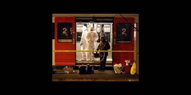 Le tueur du RER - La DH