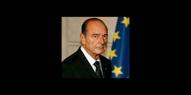 Le marathon judiciaire de Jacques Chirac - La DH