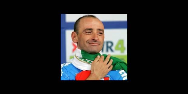 Paolo Bettini champion du monde ! - La DH