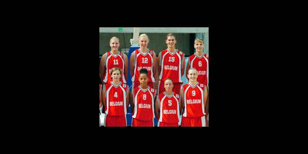 Euro féminin - La Belgique en quarts de finale - La DH